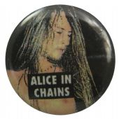 Alice in Chains - 'Jerry' Button Badge